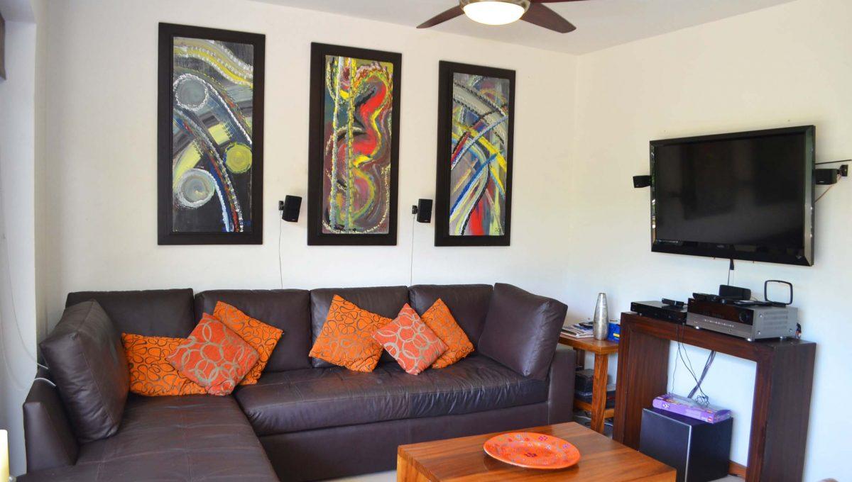 Condo Santa Fe A204 - Nuevo Vallarta Flamingos Condo For Rent Long Term Vacation (2)