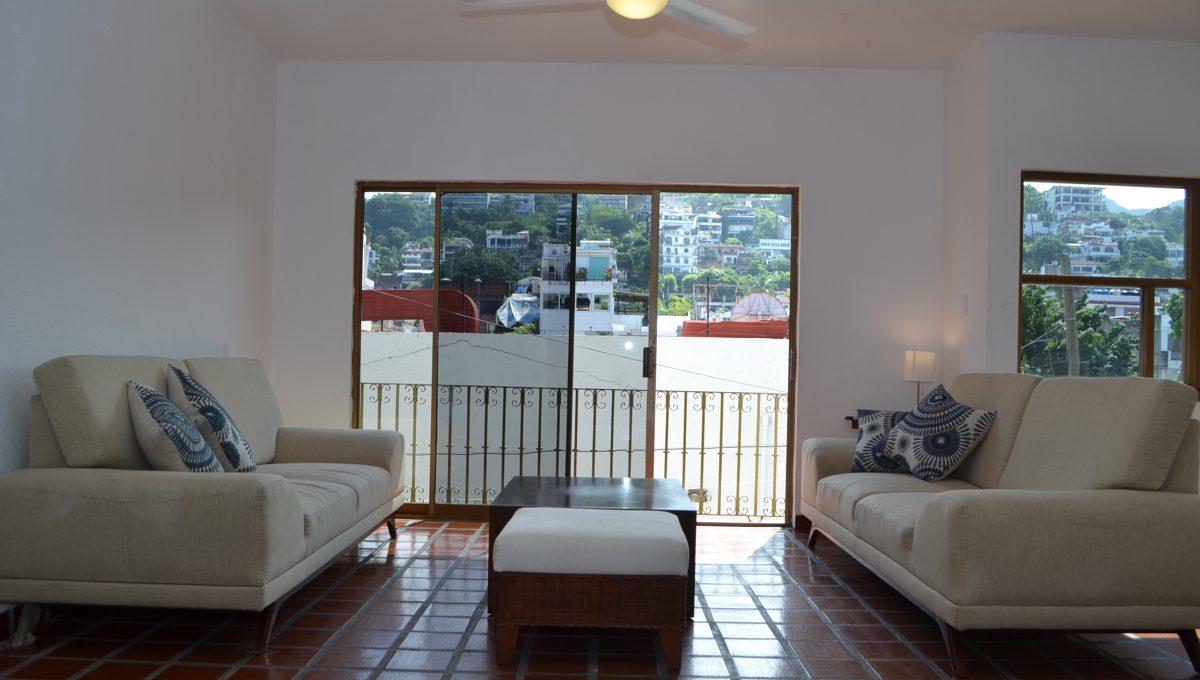 Condo Arena - 5 de Diciembre Calle Paraguay Puerto Vallarta Long Term Rental (10)