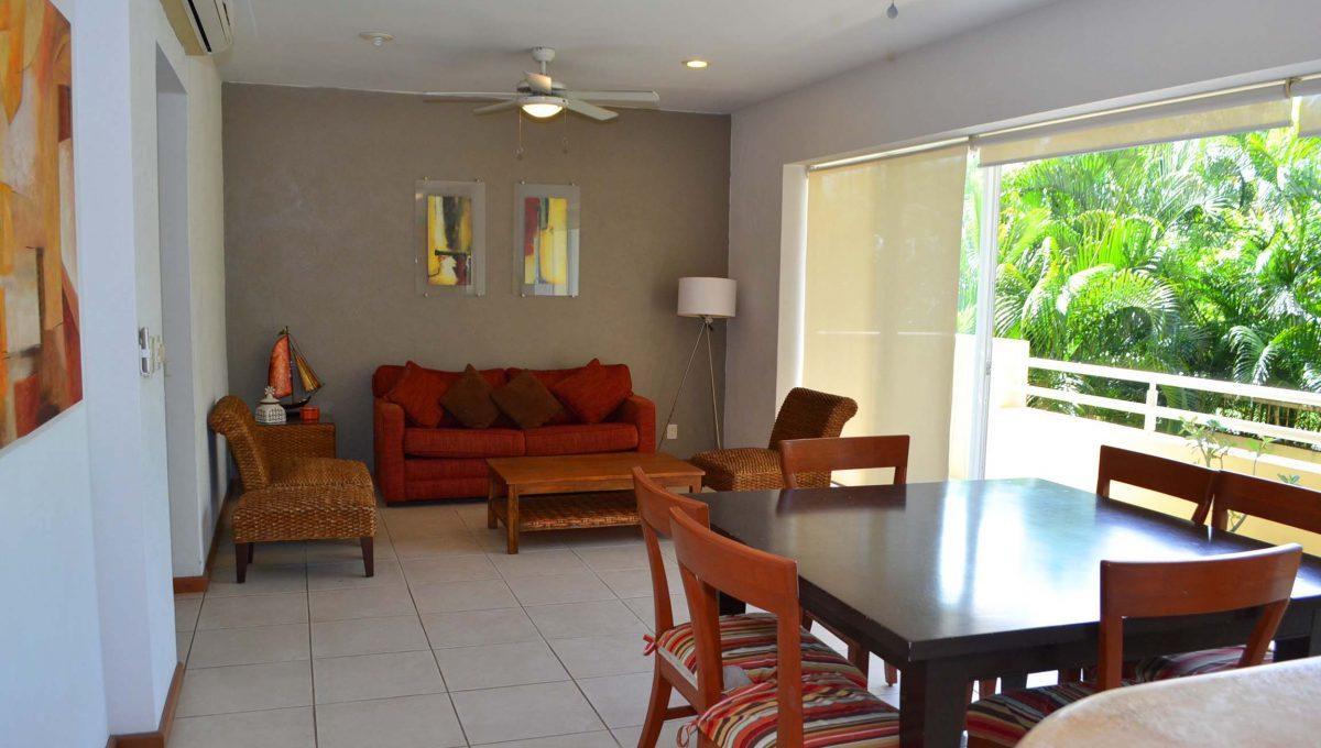 Condo Santa Fe 8 - Nuevo Vallarta Flamingos Condo Vacation Rental (8)
