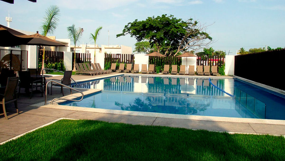 Casa Primavera Common Pool Puerto Vallarta Vacation Rental