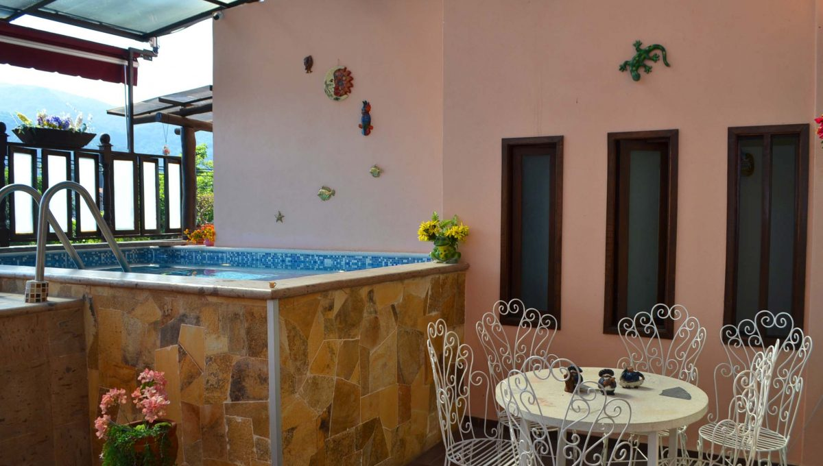 Penthouse Maria - Puerto Vallarta Vacation Rental Barrio Santa Maria (27)