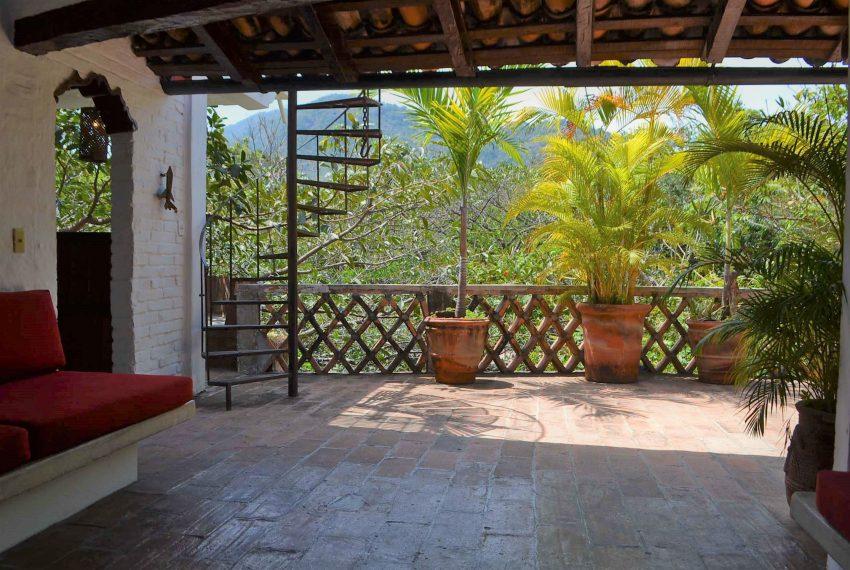 Casita Amarilla - Gringo Gulch Outdoor Living Vacation Rental Puerto Vallarta (6)