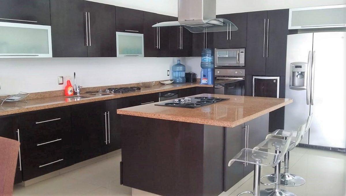 Casa El Tigre - Puerto Vallarta Nuevo Long Term Furnished House For Rent (15)