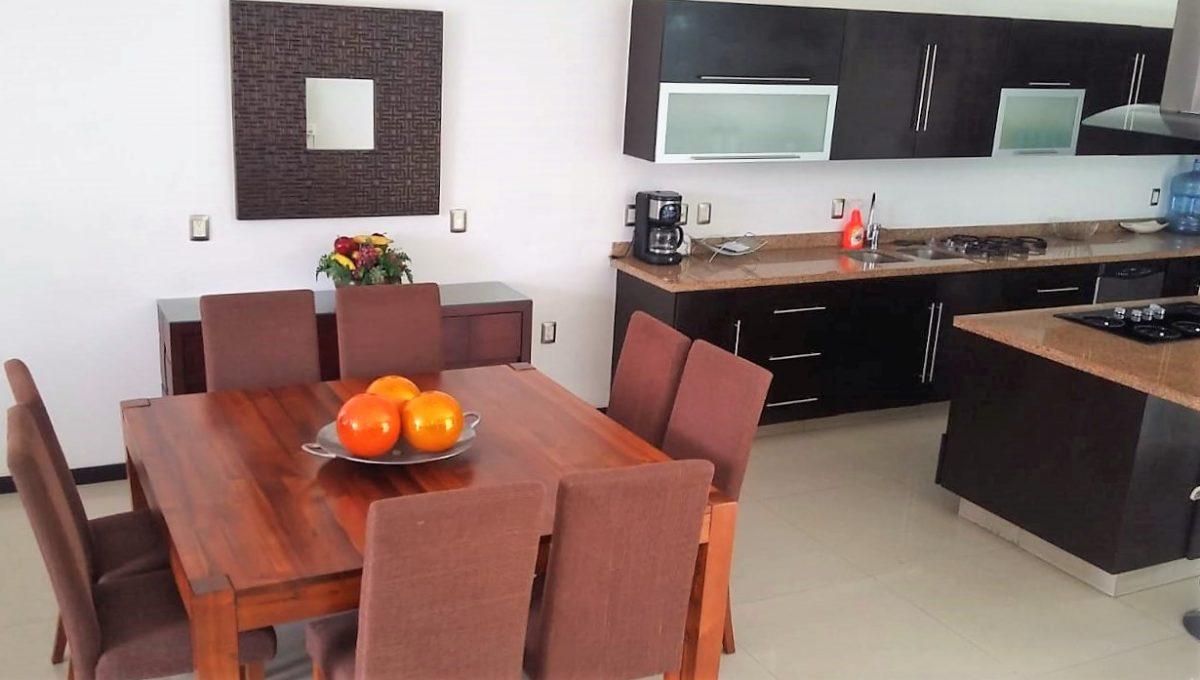 Casa El Tigre - Puerto Vallarta Nuevo Long Term Furnished House For Rent (17)