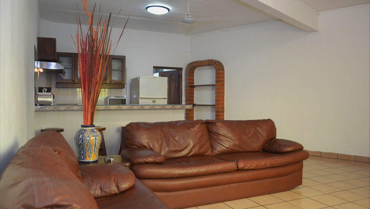 Apartment Paraguay 1 BD - 5 de Diciembre Puerto Vallarta Long Term Rental (4)