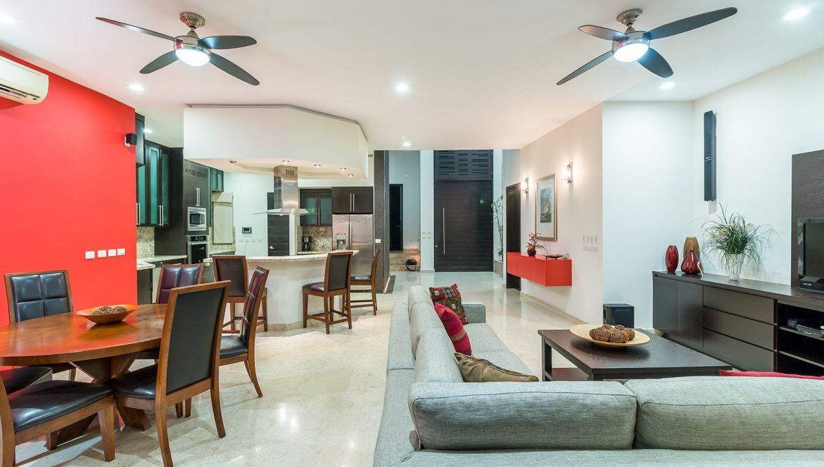 Casa-Paseo-de-las-Mariposas-121-El-Tigre-Golf-Course-Nuevo-Vallarta-Mexico-Puerto Vallarta Long Term Furnished House For Rent (3)