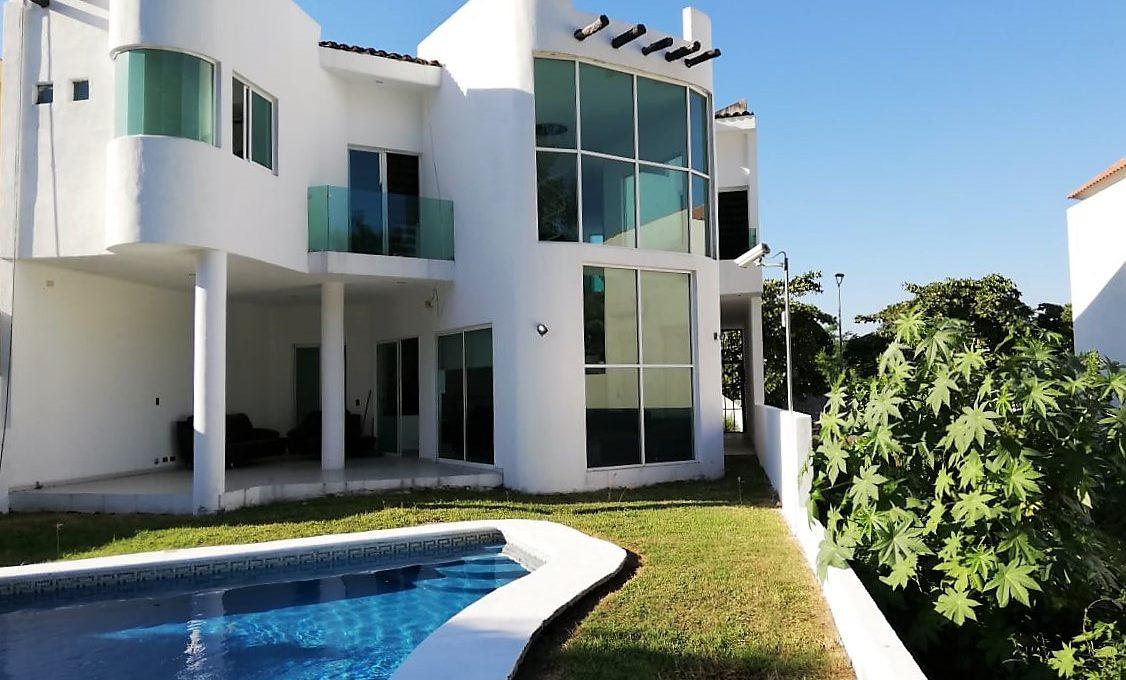 Casa Marina Golf Course - Puerto Vallarta Long Term Rental House For Rent (1)