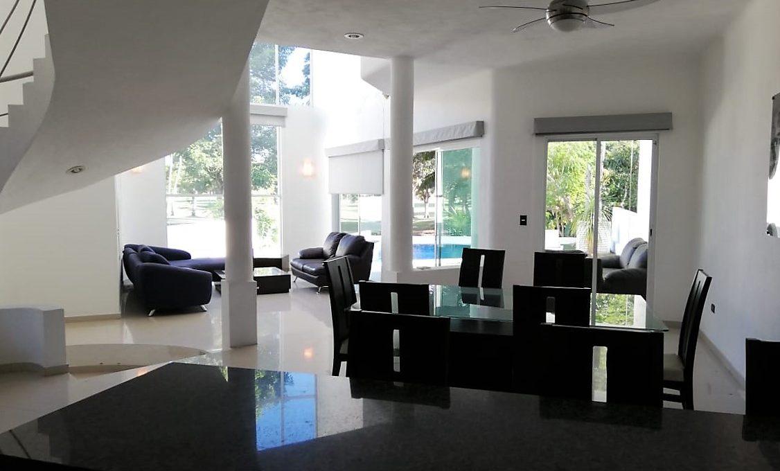 Casa Marina Golf Course - Puerto Vallarta Long Term Rental House For Rent (8)
