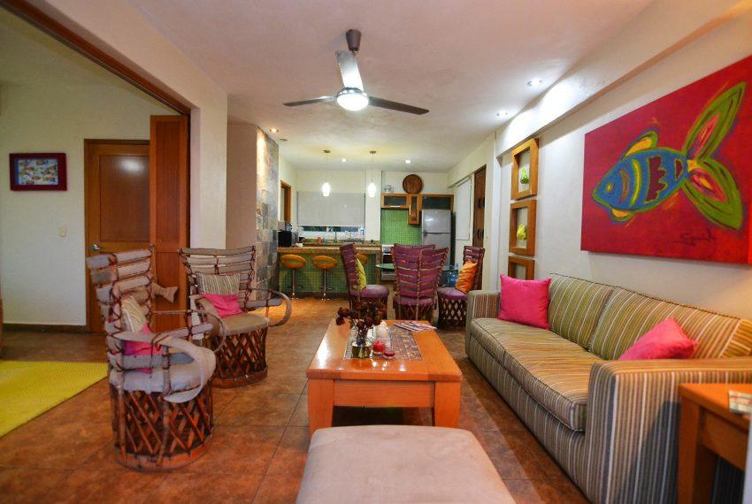 Apartment Sirena 5 de Diciembre Puerto Vallarta For Rent (9)
