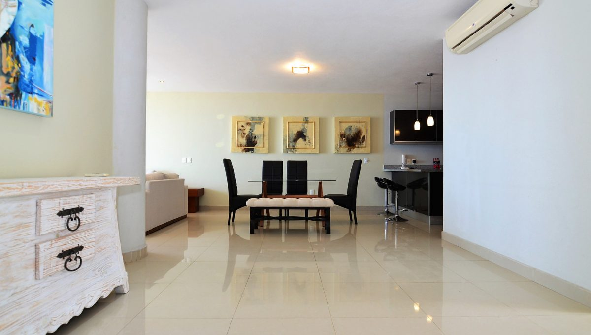 Condo Rich Coast 8 - Puerto Vallarta Long Term Rental Furnished 5 de Diciembre Centro Mexico (1)