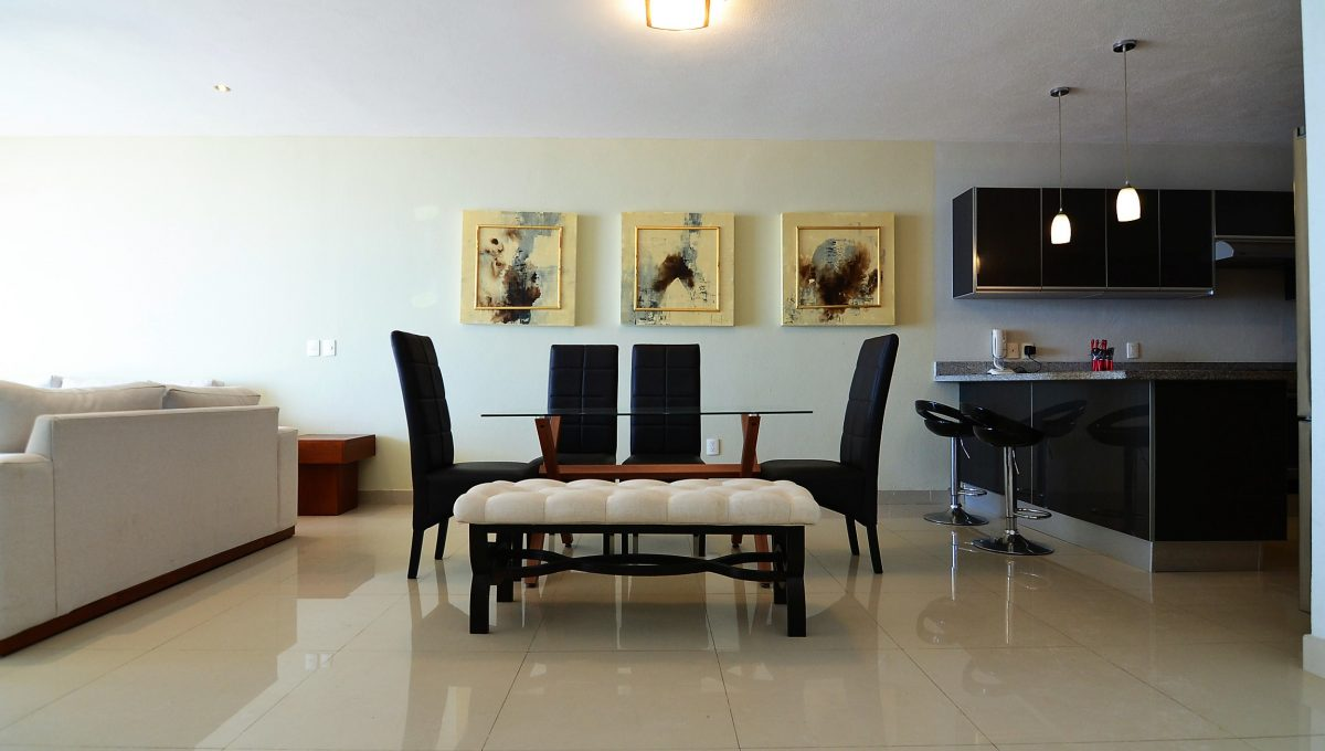 Condo Rich Coast 8 - Puerto Vallarta Long Term Rental Furnished 5 de Diciembre Centro Mexico (10)