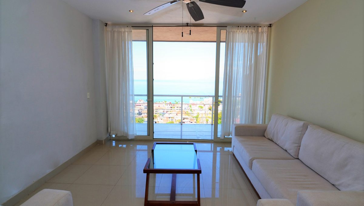 Condo Rich Coast 8 - Puerto Vallarta Long Term Rental Furnished 5 de Diciembre Centro Mexico (6)