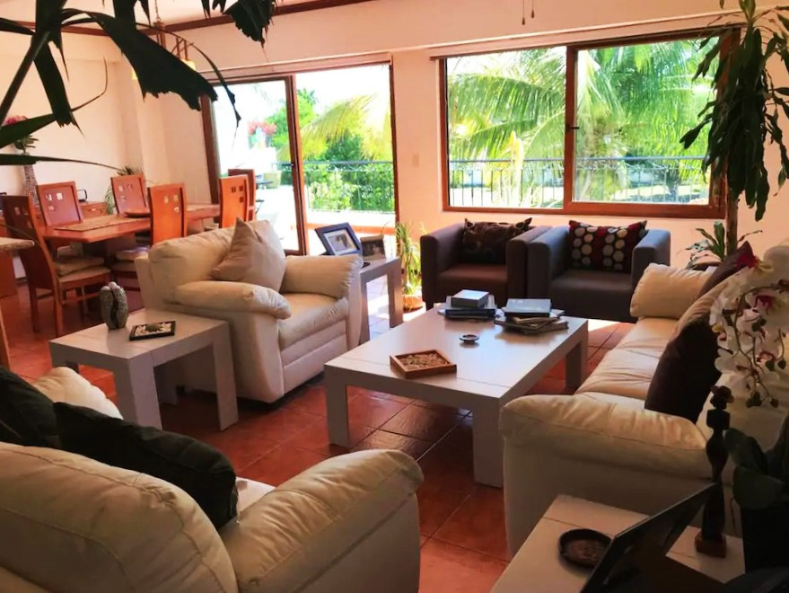 Penthouse Flamingos Marina Vallarta For Rent Puerto Vallarta Long Term Vacation Rental (2)