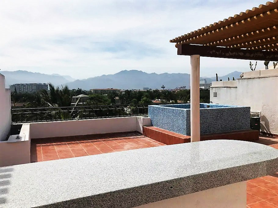 Penthouse Flamingo Vallarta