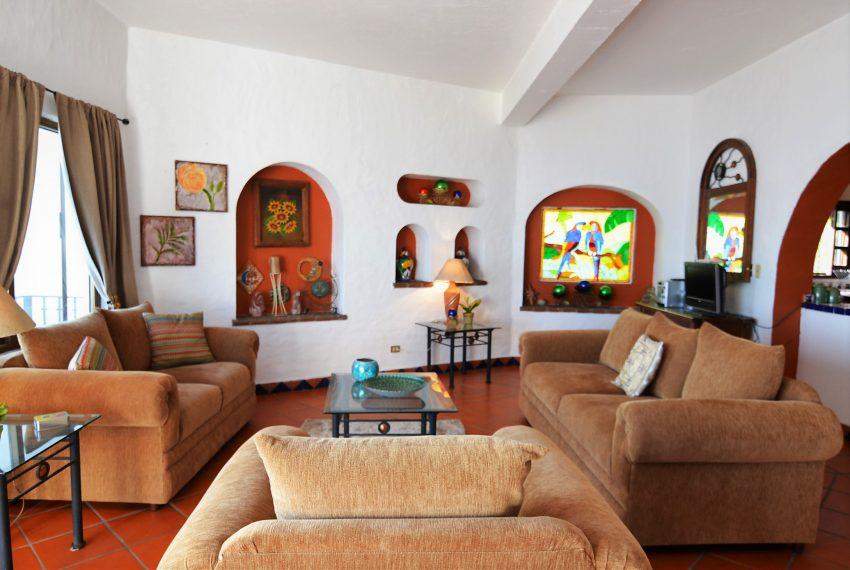 Casa Guillermo - 1BD Ampas Puerto Vallarta Long Term Rental Vallarta Dream Condo Apartment (14)