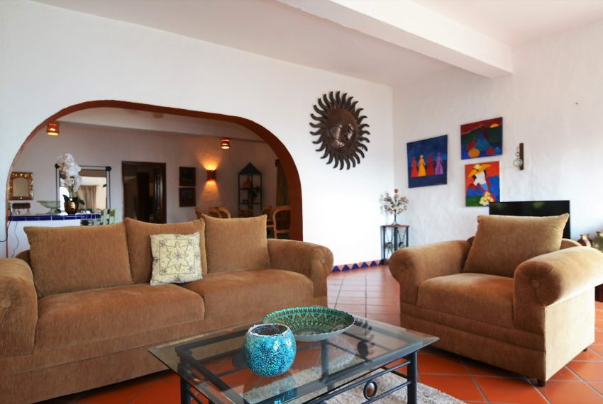 Casa Guillermo - 1BD Ampas Puerto Vallarta Long Term Rental Vallarta Dream Condo Apartment (7)