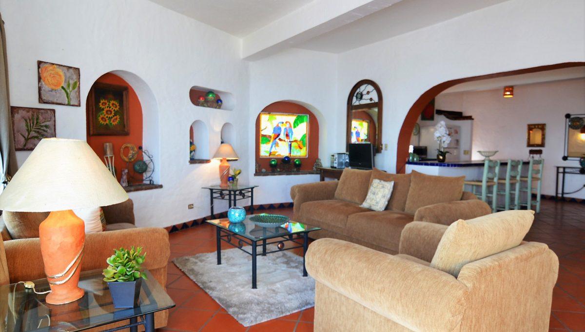 Casa Guillermo - 1BD Ampas Puerto Vallarta Long Term Rental Vallarta Dream Condo Apartment (9)