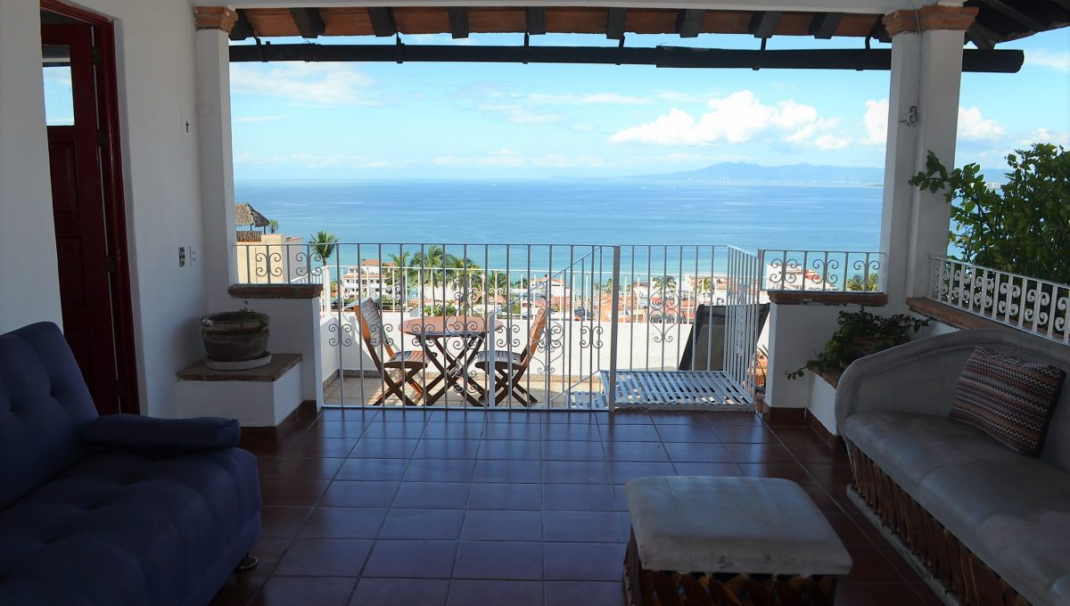 Apartment Gaby Centro - Puerto Vallarta Ocean View Long Term Rental (2)