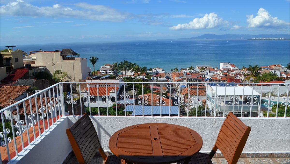 Apartment Gaby Centro - Puerto Vallarta Ocean View Long Term Rental (5)