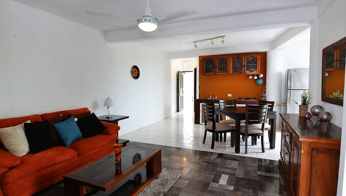 Apartment Los Pinos Amapas 9 - 2BD 1BA Puerto Vallarta Long Term Rental (16)