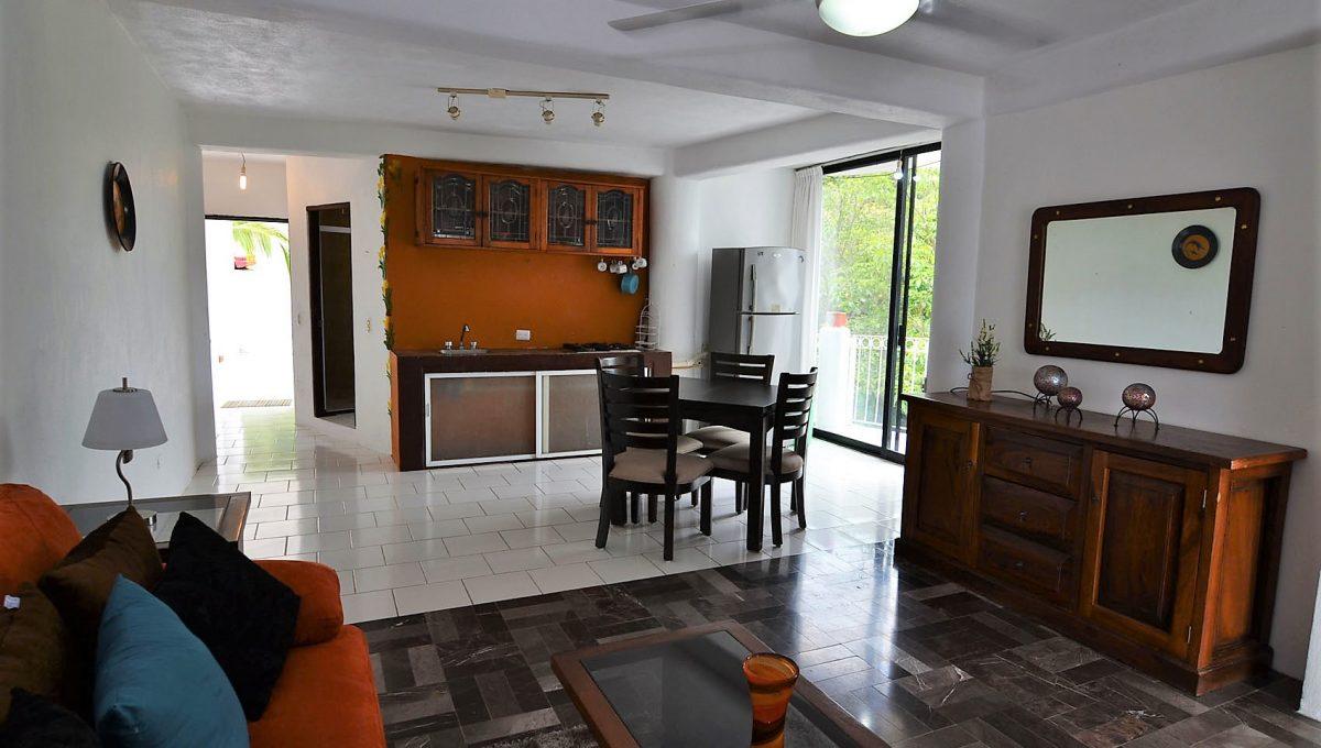 Apartment Los Pinos Amapas 9 - 2BD 1BA Puerto Vallarta Long Term Rental (18)