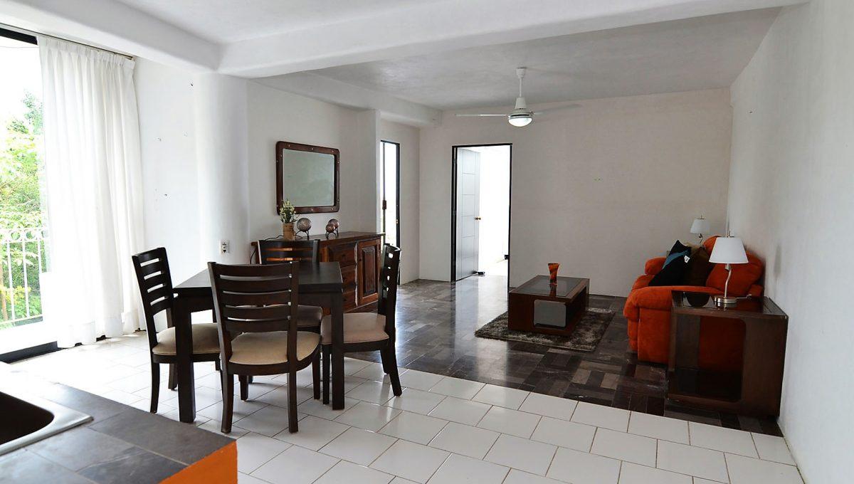 Apartment Los Pinos Amapas 9 - 2BD 1BA Puerto Vallarta Long Term Rental (19)