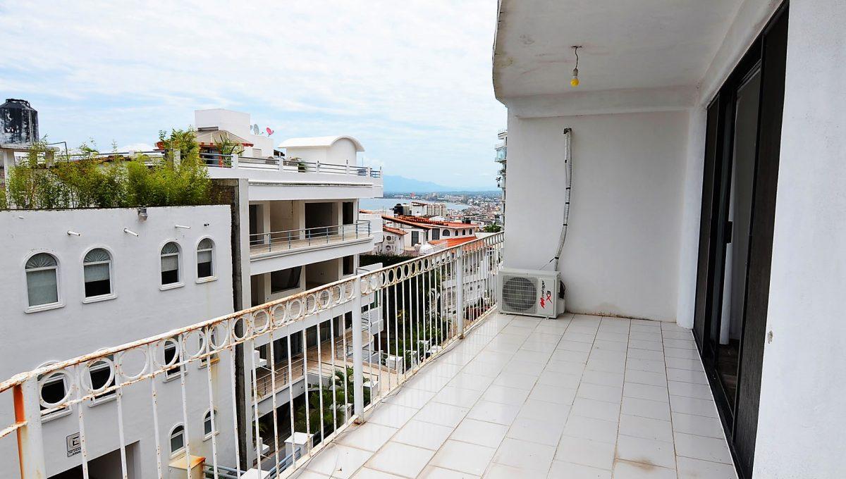 Apartment Los Pinos Amapas 9 - 2BD 1BA Puerto Vallarta Long Term Rental (2)