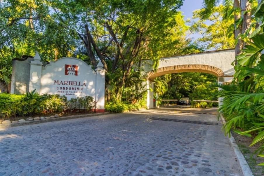 Marbella Entrance