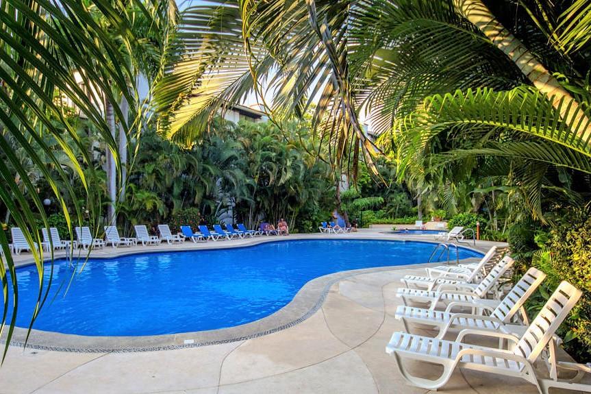 Marbella Pool Area