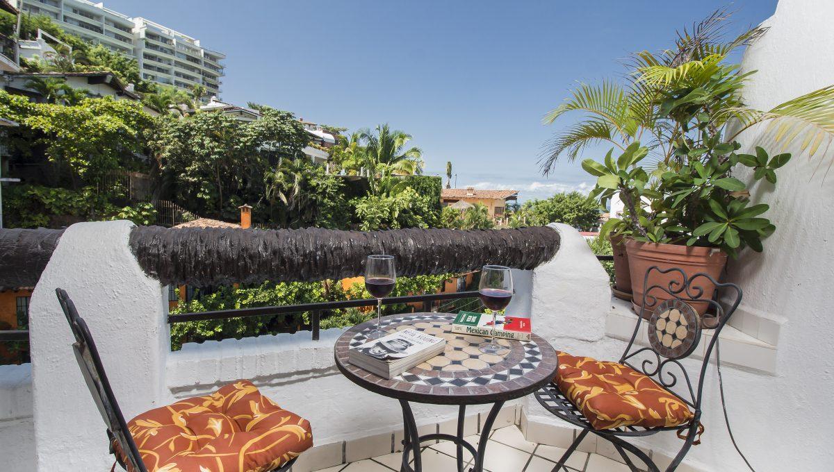 Villa Santa Barbara 404 - Common Areas For Rent Puerto Vallarta Vacation Rental (3)
