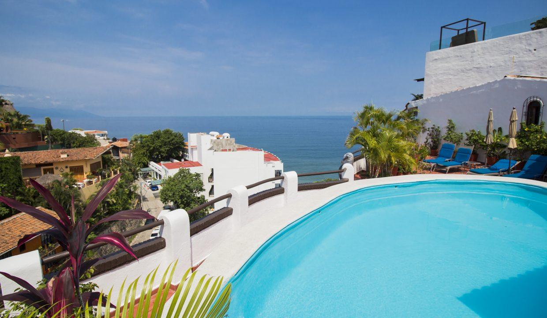 Villa Santa Barbara 404 - Common Areas For Rent Puerto Vallarta Vacation Rental (6)