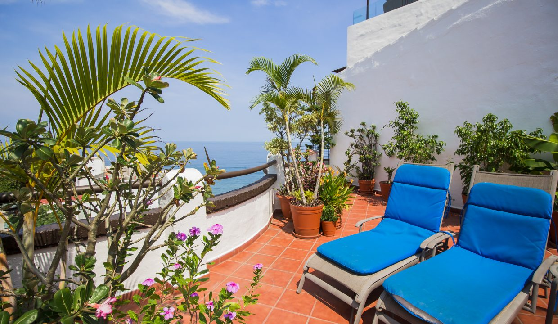 Villa Santa Barbara 404 - Common Areas For Rent Puerto Vallarta Vacation Rental (8)