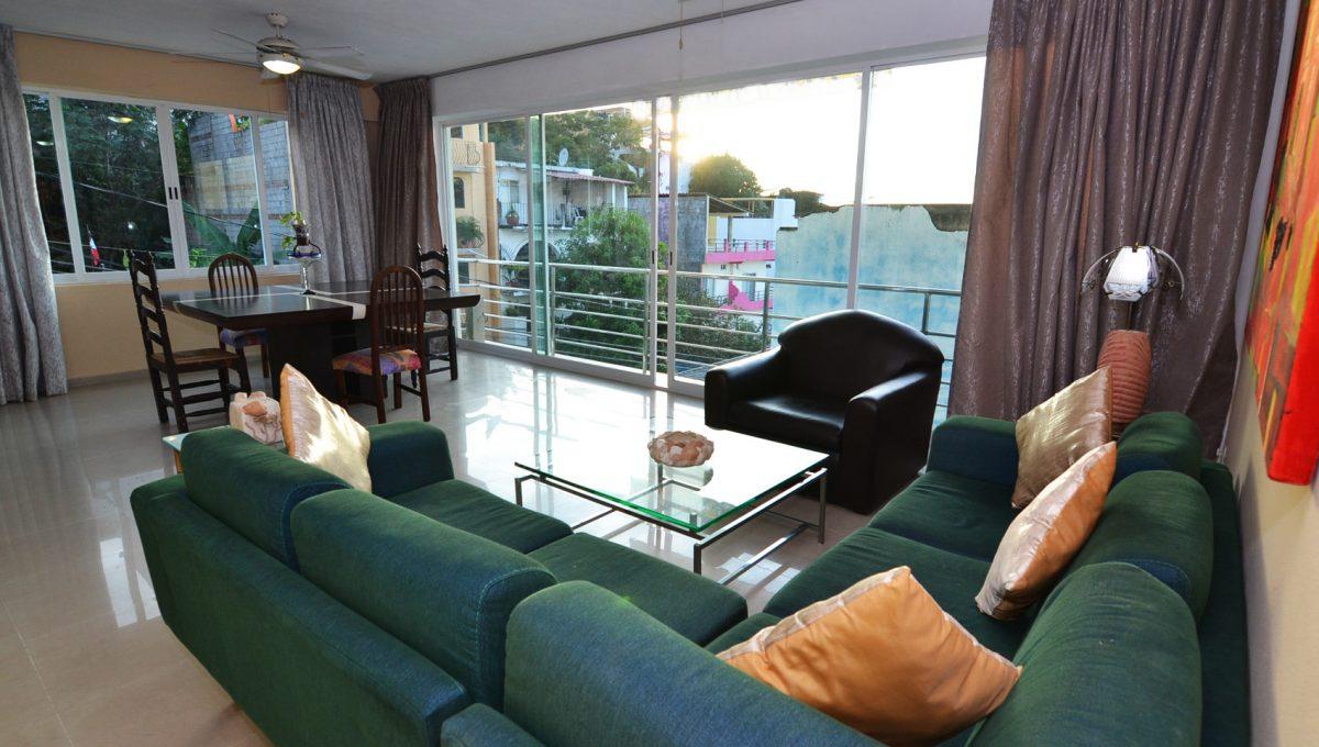 Apartment Sirena 2 - 3BD 2BA Furnished Apartment 5 de Diciembre Puerto Vallarta (38)