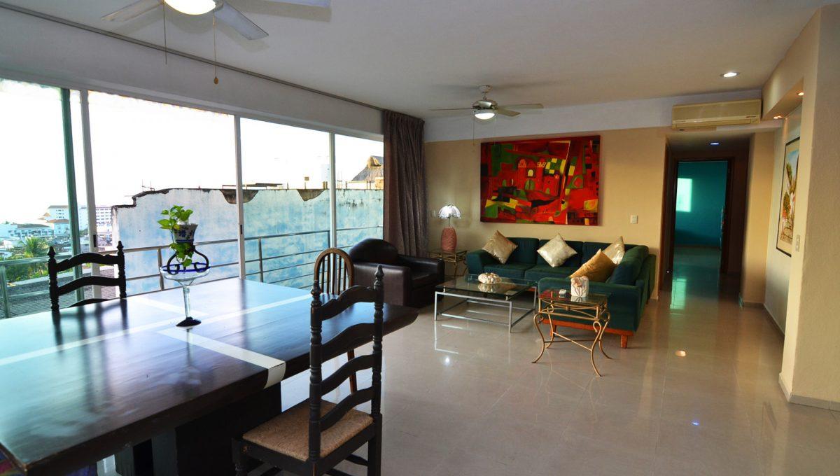 Apartment Sirena 2 - 3BD 2BA Furnished Apartment 5 de Diciembre Puerto Vallarta (55)