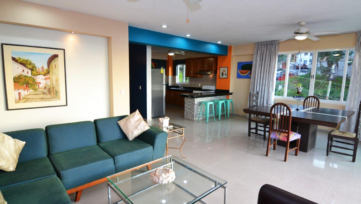 Apartment Sirena 2 - 3BD 2BA Furnished Apartment 5 de Diciembre Puerto Vallarta (59)