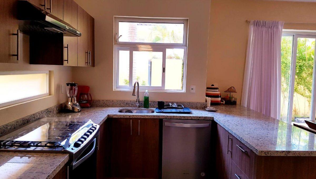 Condo Santa Fe 104 Groundfloor Nuevo Vallarta For Rent Long Term Furnished (15)