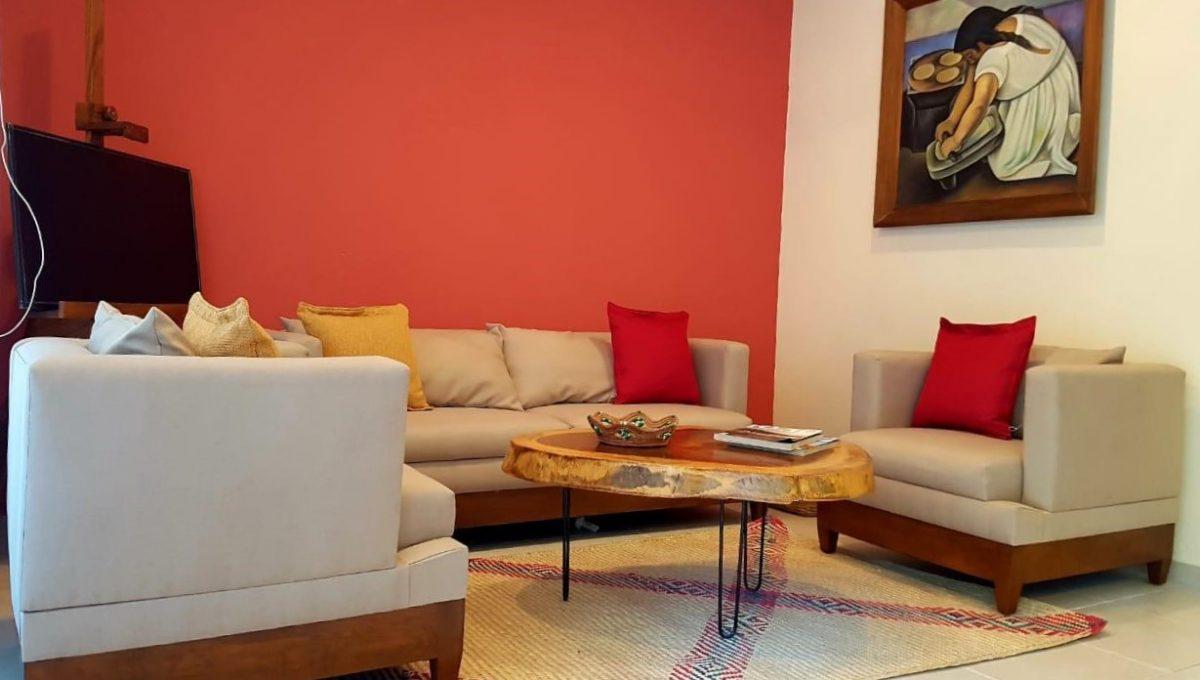 Condo Santa Fe 104 Groundfloor Nuevo Vallarta For Rent Long Term Furnished (16)