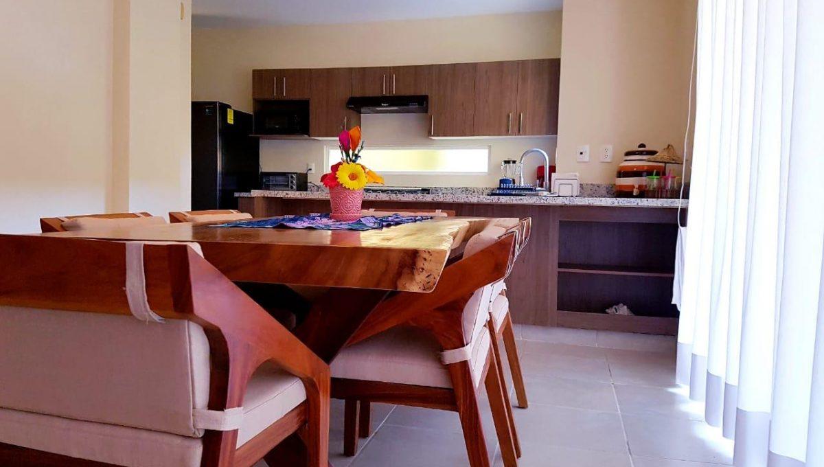 Condo Santa Fe 104 Groundfloor Nuevo Vallarta For Rent Long Term Furnished (25)