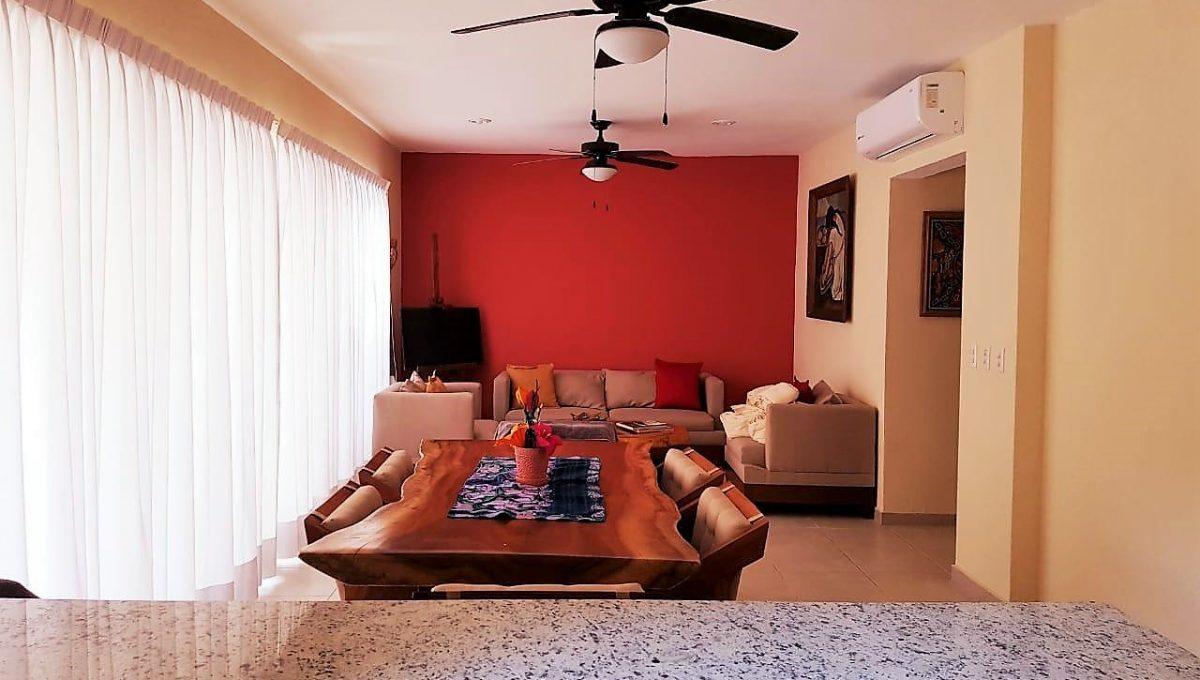Condo Santa Fe 104 Groundfloor Nuevo Vallarta For Rent Long Term Furnished (33)
