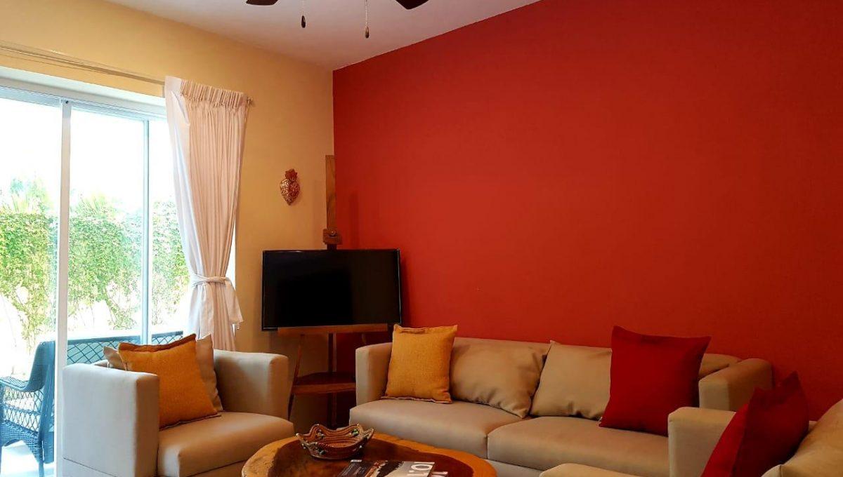 Condo Santa Fe 104 Groundfloor Nuevo Vallarta For Rent Long Term Furnished (5)