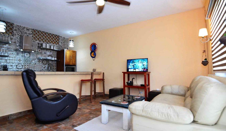 Apartment Miguel Old Town Puerto Vallarta For Rent Apartment 2BD 1BA (1)