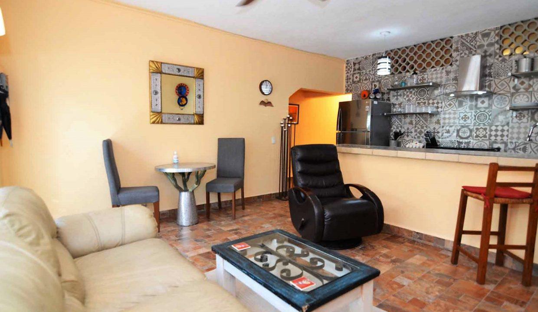 Apartment Miguel Old Town Puerto Vallarta For Rent Apartment 2BD 1BA (11)