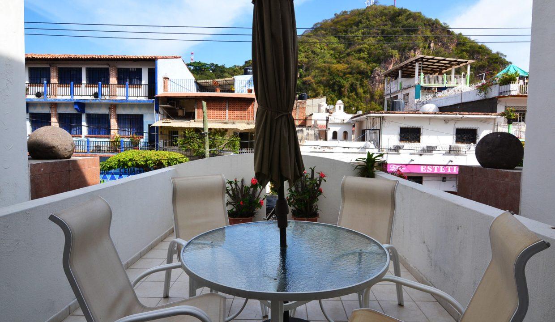 Condo Joy - Emiliano Zapata Romantic Zone Old Town Puerto Vallarta Condo For Rent Mexico Furnished (54)
