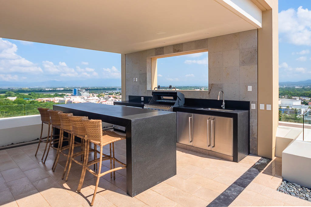 Condo V Marina 1BD For Rent Marina Puerto Vallarta Condo Rental Furnished (22)
