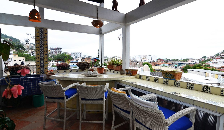 Casa Carrie Romantic Zone - Puerto Vallarta Vacation Rental 2BD 2 (1)