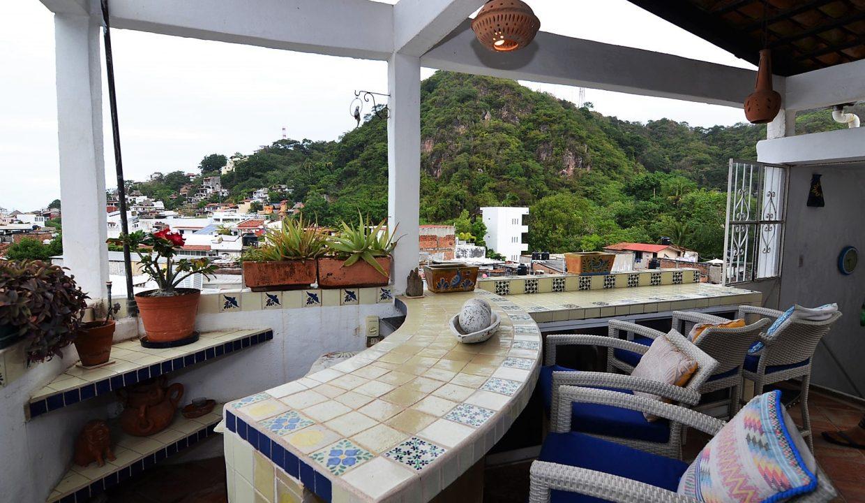 Casa Carrie Romantic Zone - Puerto Vallarta Vacation Rental 2BD 2 (13)