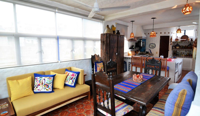Casa Carrie Romantic Zone - Puerto Vallarta Vacation Rental 2BD 2 (15)
