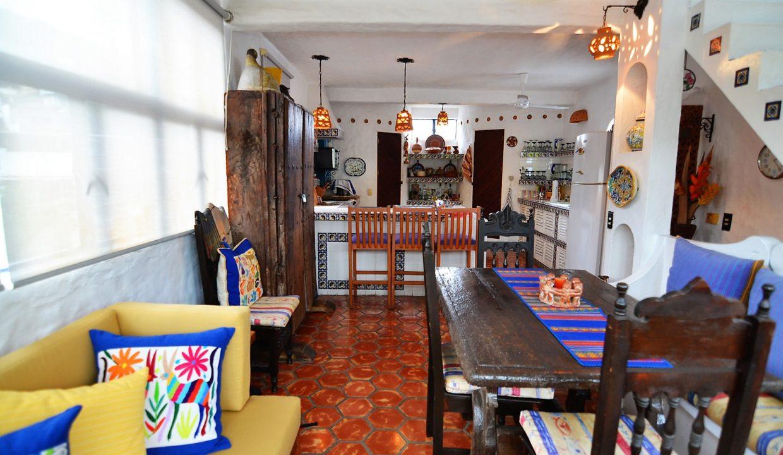 Casa Carrie Romantic Zone - Puerto Vallarta Vacation Rental 2BD 2 (16)