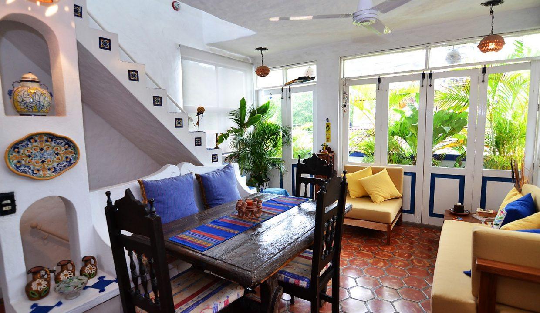 Casa Carrie Romantic Zone - Puerto Vallarta Vacation Rental 2BD 2 (17)