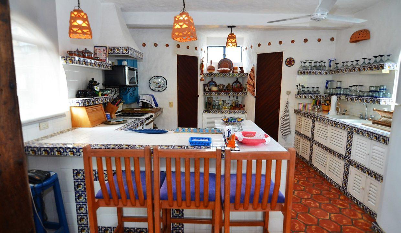 Casa Carrie Romantic Zone - Puerto Vallarta Vacation Rental 2BD 2 (20)